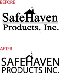 New Safehaven Logo by vramirez