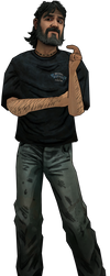 [The Walking Dead MMD] Capless Kenny (Summer) by Lilothestitch