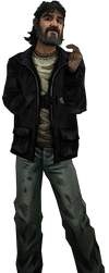 [The Walking Dead MMD] Capless Kenny (Winter) by Lilothestitch