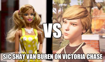 Shay Van Buren VS Victoria Chase
