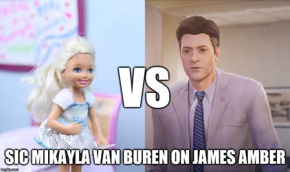 Mikayla Van Buren VS James Amber
