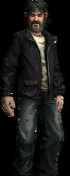 Capless Wolverine Kenny (Dark Grey Jeans) by Lilothestitch