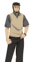 Makoto Sawada (Outfit 1)