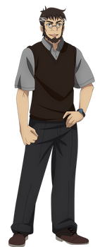 Makoto Sawada (Outfit 26)