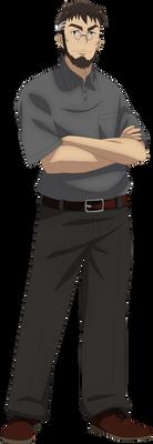 Makoto Sawada (Without Vest)