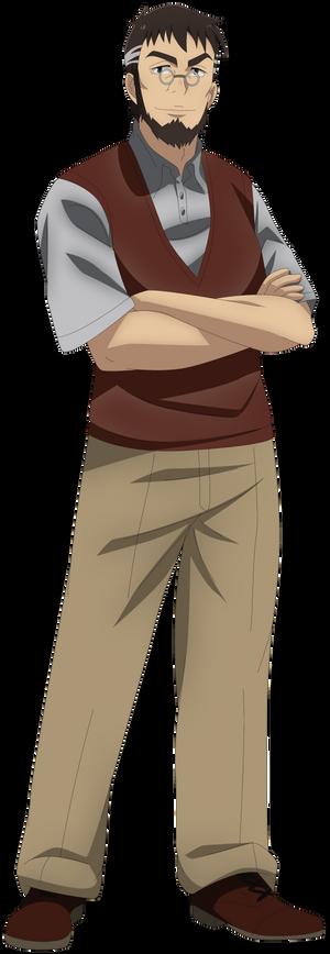 Makoto Sawada (Episode 11) (With Vest)