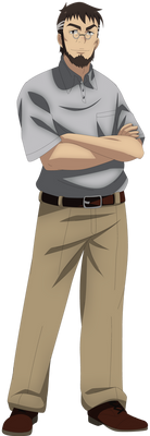 Makoto Sawada (Episode 11) (Without Vest)