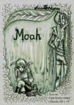 cover Moah _short manga by Kanda3egle