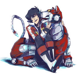 Commission_Keith_red by Kanda3egle