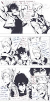 klance (old comic)