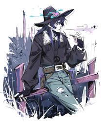 Witch hunter. Messy doooood