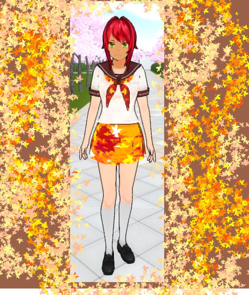 Autumn skin by Black-Dahlia98