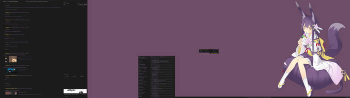 Purple Poko Fox - 10/17/2012 by nomnomking