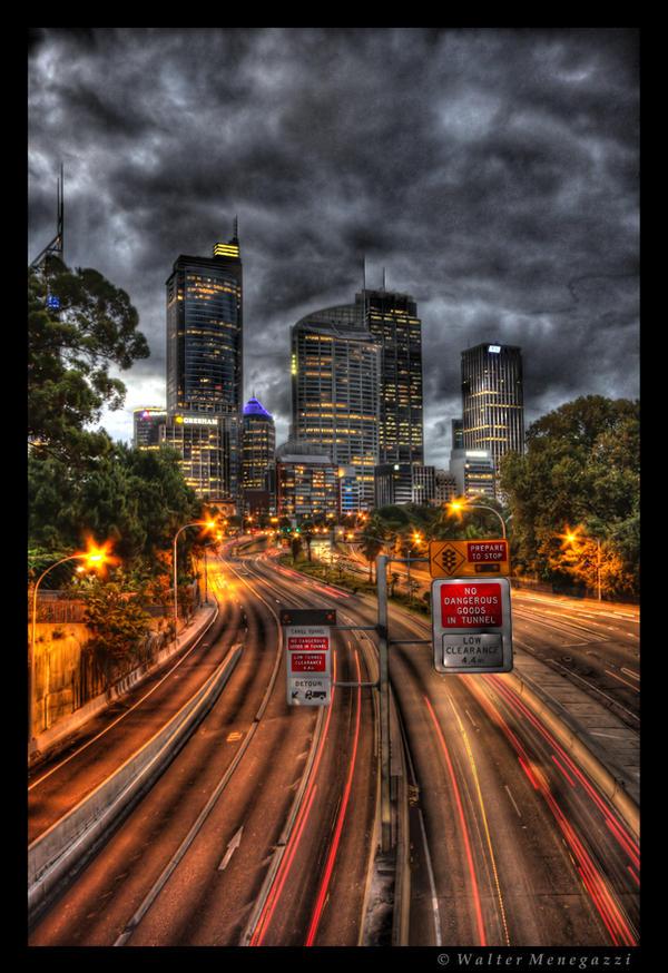 Gotham Sydney by colpewole