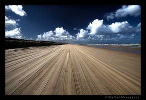 Highway Beach by colpewole