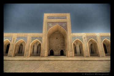 Kalon Mosque HDR by colpewole