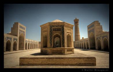 Kalon Mosque II by colpewole