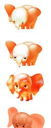 Elephant 3 by SpyrosVerykios-ComiX