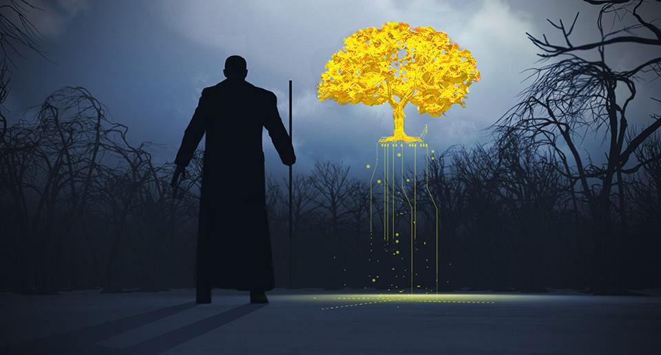 The Preacher Film concept art by SpyrosVerykios-ComiX