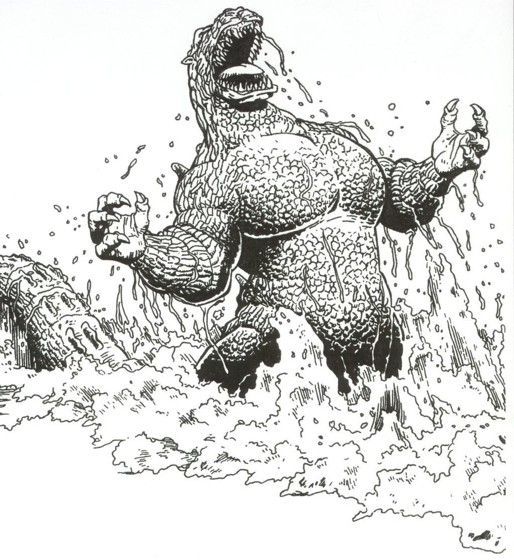 Godzilla From Dark Horse Comic By Stonegate On Deviantart