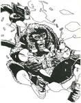 Punisher Monkey