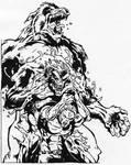 Werewolf Shifting