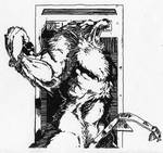 Werewolf in a Phone Booth