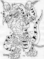 Fem Raptor TF 2 by Bahamut by Stonegate