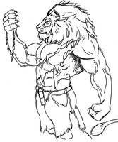 Lion TF by RWolf by Stonegate