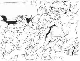 Buff Digimon 4 by Wolfstar