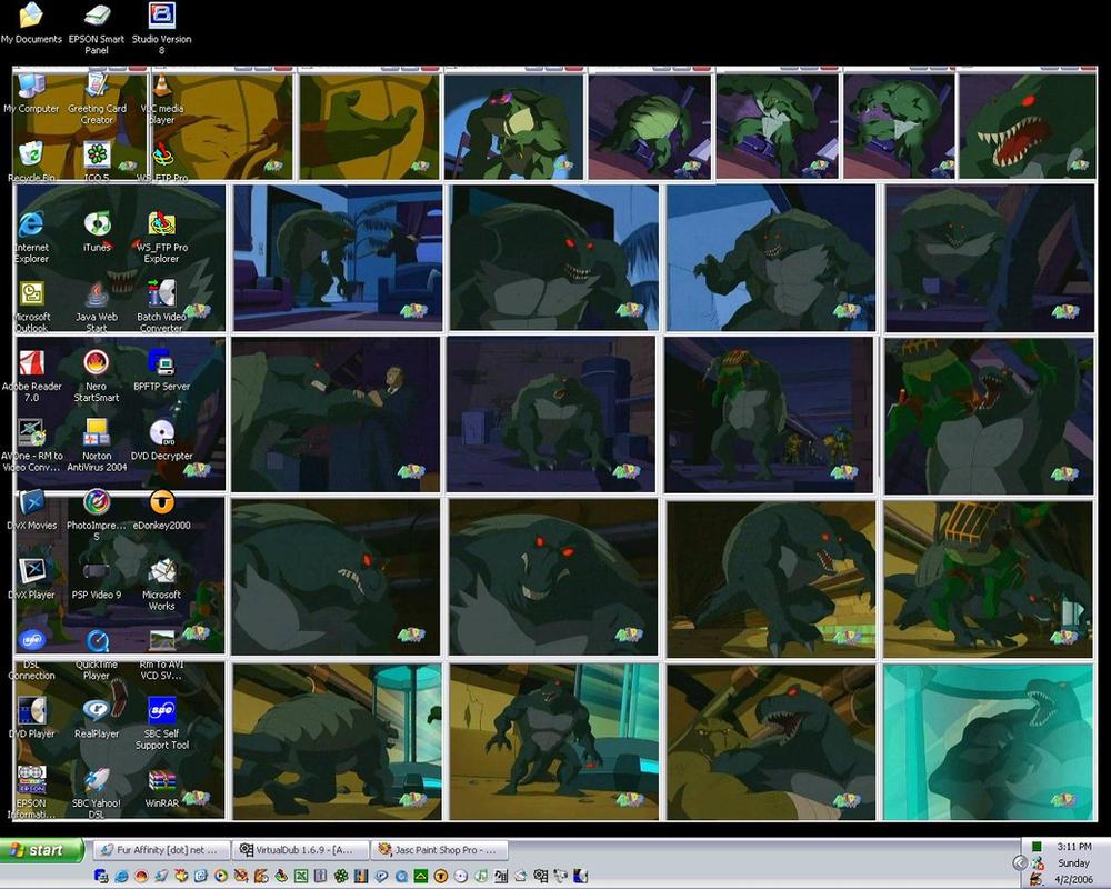 Monster Dontello Desktop Snap by Stonegate