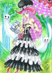 Ghost princess Perona by NeoAngeliqueAbyss