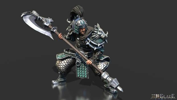 Three Kingdoms Blade: Seohwang