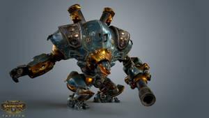 Warmachine Tactics: Defender Warjack