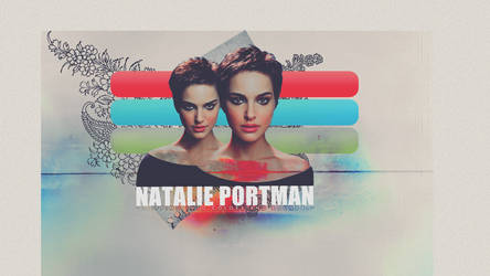 Dipping Into Colors and Sounds - Natalie Portman