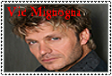 Vic Mignogna Stamp by albertxlailaxx