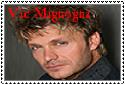 Vic Mignogna Stamp by albertxlailaxx