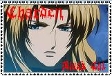 Black Cat- Charden Stamp by albertxlailaxx