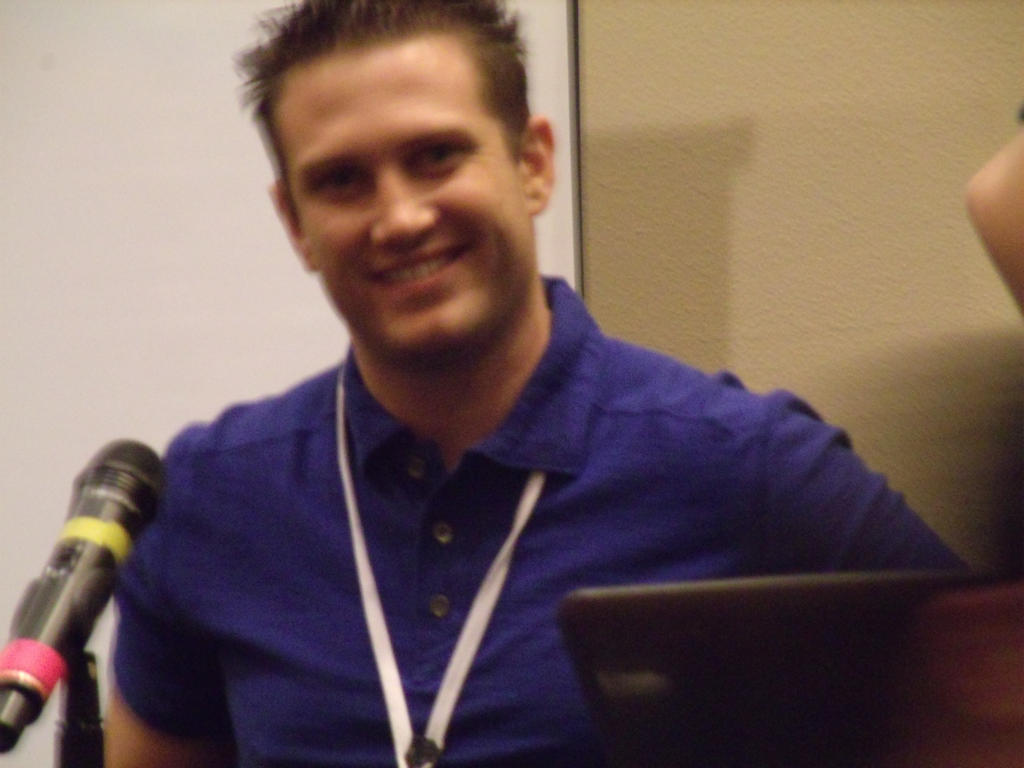 bryce papenbrook convention schedule