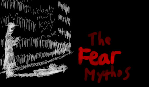Fears: The Blind Man by DJay32