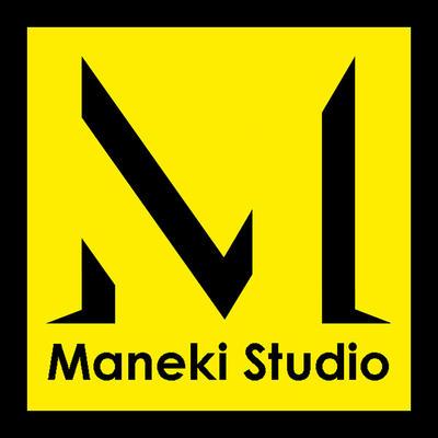 Logo by ManekiStudio