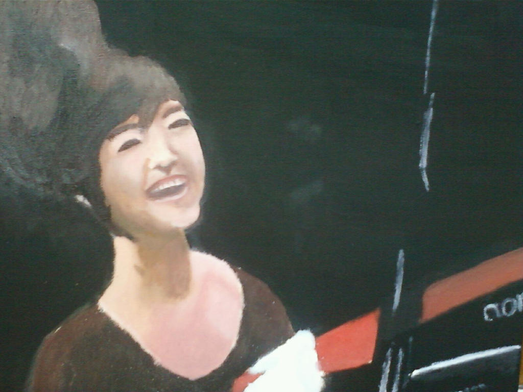 Hiromi Uehara's mood by Glockmonkee