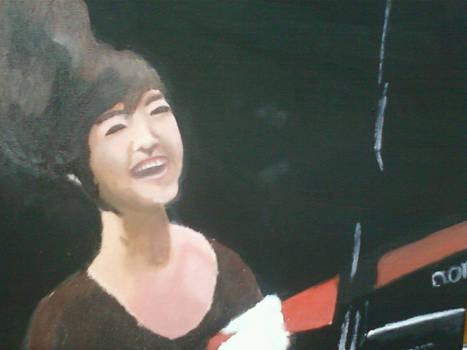 Hiromi Uehara's mood
