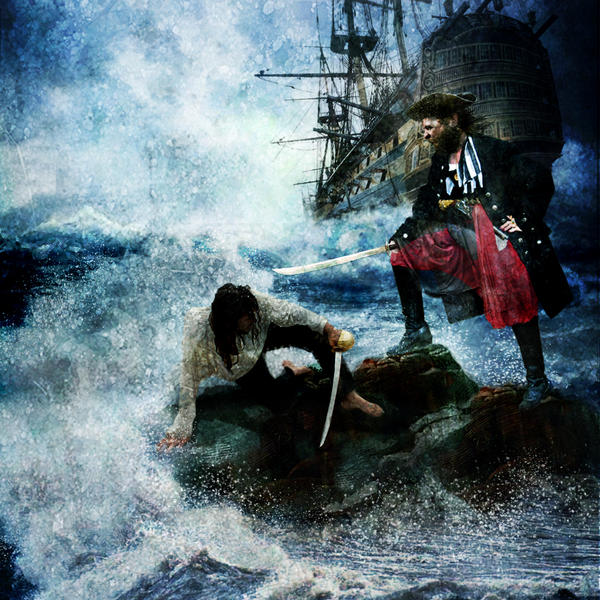 The Revenge Of Calico Jack by ChrisRawlins
