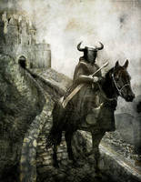 The Black Knight by ChrisRawlins