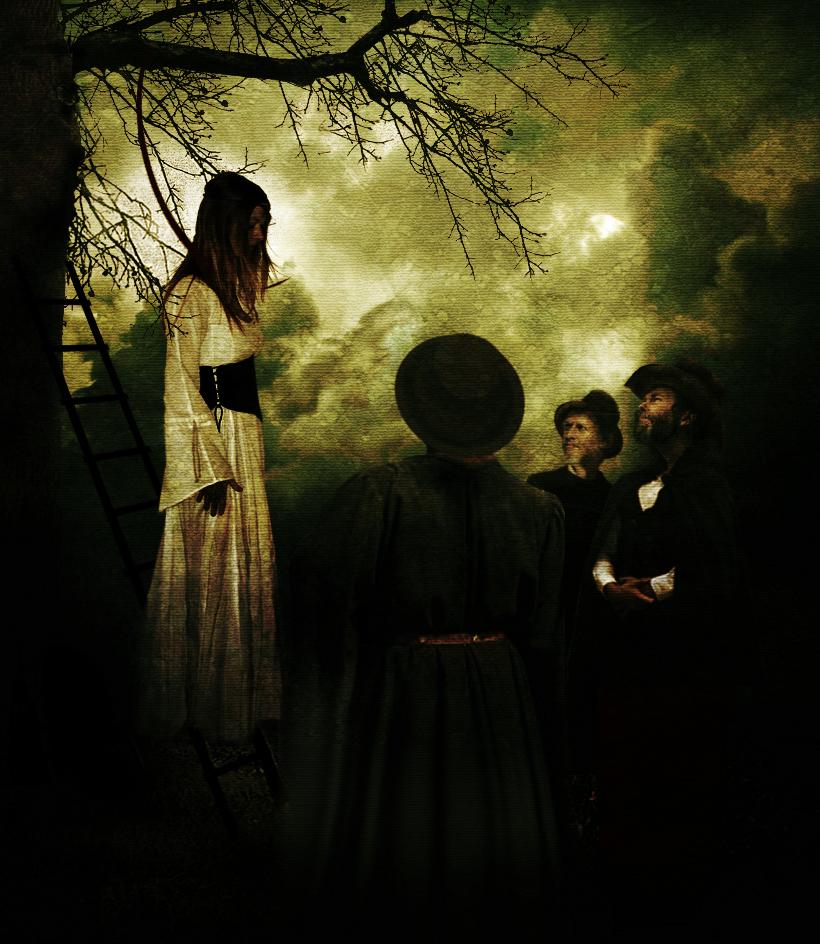 Witch Hunt by ChrisRawlins