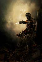 The Mercenary by ChrisRawlins