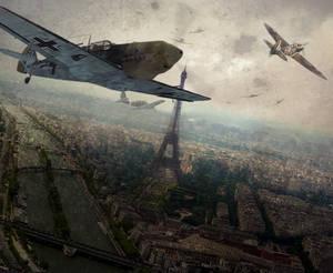 Summer In Paris by ChrisRawlins