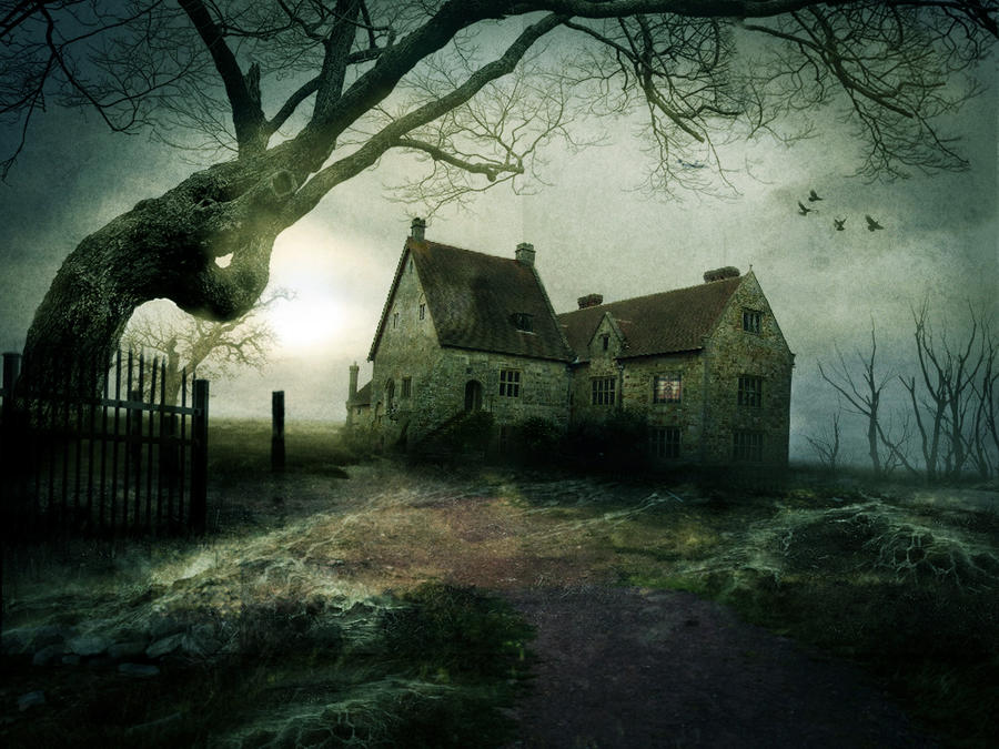 31 creepy houses mansions and castles print24 blog - House on the hill 2012 ...