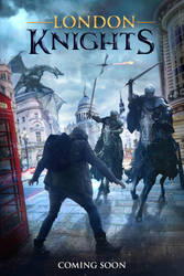 London Knights - Movie Poster